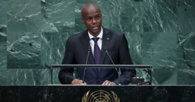 'My life is in danger, come save me': Haitian president's desperate pleas for help revealed