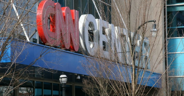 CNN Center on Marietta Street in Altanta, Georgia, USA (Photo: Hermann Luyken Creative Commons)