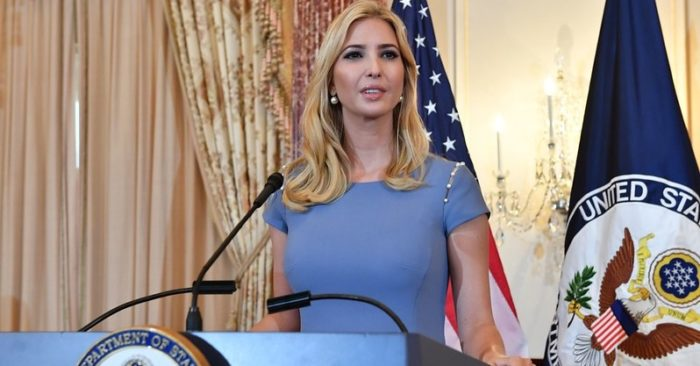 """Ivanka Trump said about the impeachment: my father is """"energized, as are 63 million plus voters"""""""
