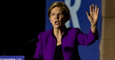 Sen. Elizabeth Warren blocked CCP Virus stimulus package to stop enriching 'wealthy executives of giant corporations'