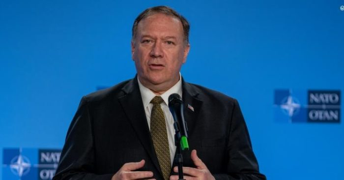 Pompeo intensifies surveillance of Chinese Communist Party media in the U.S.