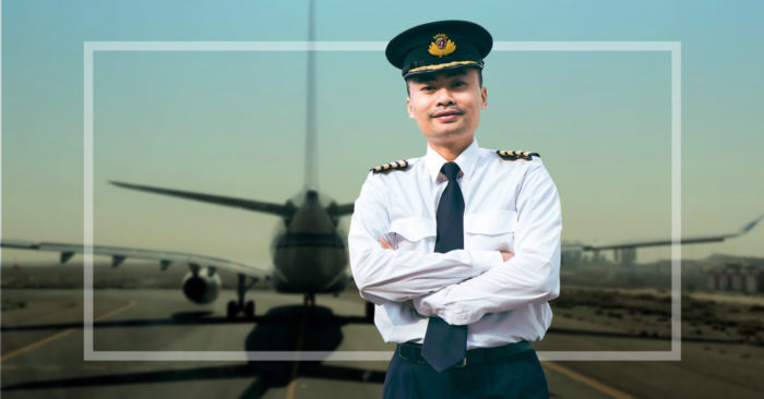 A Monkey King, Two Fortune Tellers, and Three Prayers Change a Pilot's Course of Life