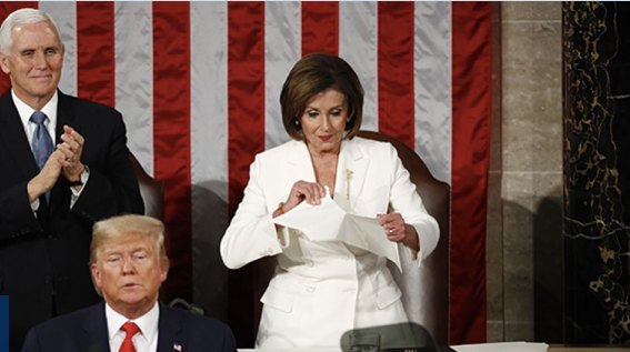 """""""I will never vote for a Democrat again,"""" say Democrats outraged by Nancy Pelosi's 'show"""