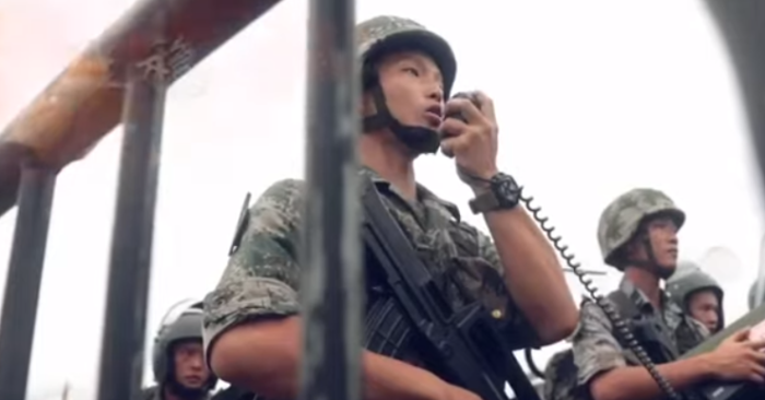 Philippines: Concern over possible infiltration of up to 3,000 Chinese regime troops