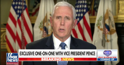Vice President Mike Pence: 'When we defeat the coronavirus in the United States, this economy will come roaring back'