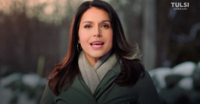 Biden should 'apologize to the American people,' over agents horseback incident, says Tulsi Gabbard