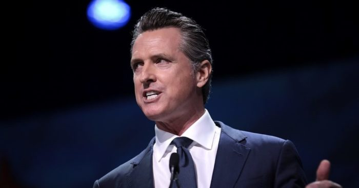 """Gov Newsom hides details on """"murky"""" $1 billion dollar business with a company of the Chinese regime"""