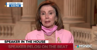 'I'm a street fighter,' Nancy Pelosi says, adds she would have fought off Capitol mob
