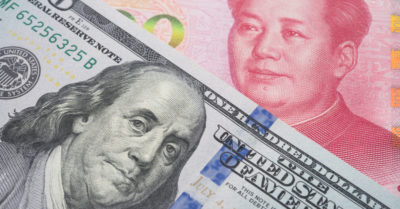 How did the CCP use its foreign currency to manipulate the US after 9/11?
