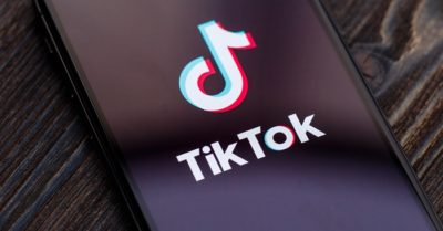 "Tik Tok is preparing with a team of ""lobbyists"" to stay in the U.S."