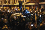 Curfew declared in Philadelphia after two consecutive nights of violence