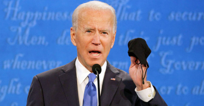 Joe Biden final presidential debate