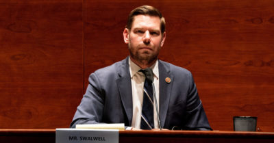 Nancy Pelosi appoints Rep. Swalwell to return to the Homeland Security Committee