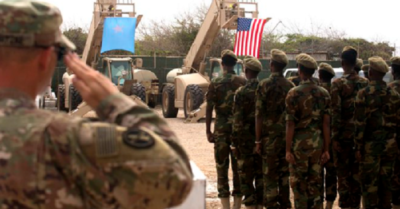 US withdraws American troops from Somalia as announced by Trump