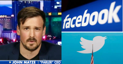 Parler's CEO differs from Twitter and Facebook: 'We believe in freedom of expression'