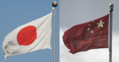 Japan toughens its stance towards the Chinese Communist Party over the South Sea dispute
