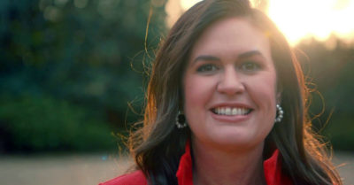 Trump endorses former Press Secretary Sarah Huckabee Sanders for Arkansas governor