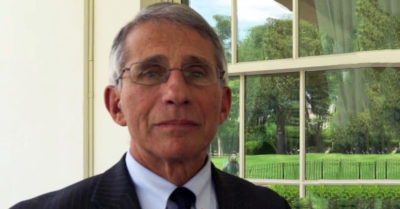 Dr. Fauci suggests using clergy to convince believers to get vaccinated