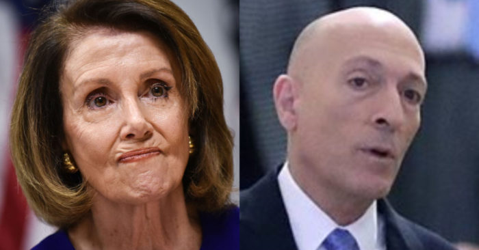 Pelosi's loud arguments with Capitol sergeant-at-arms triggered security lapses, riots