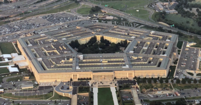 The Pentagon is preparing for a possible 'government shutdown'