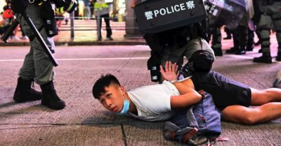 HR experts press Hong Kong to remove the National Security Law imposed by the CCP