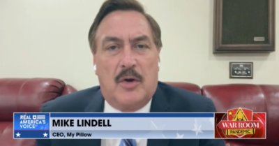 Mike Lindell, banned from Twitter for supporting Trump, has own social media site ready for launching