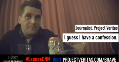 Project Veritas: CNN director admits supporting BLM by only choosing stories that implicate white people