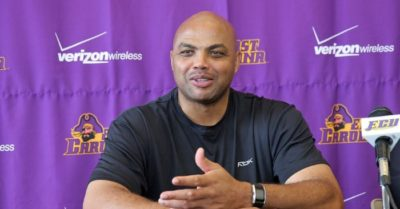 Charles Barkley on political division: 'We're so stupid, following our politicians'