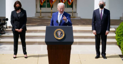 National Pulse survey: 95% of readers say Joe Biden unfit to govern