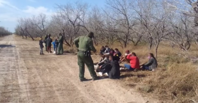 Texas Border Patrol arrests 3 child sex criminals in 2 days, threats from Biden's border crisis