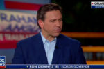 The idea of systemic racism in the US is 'a pile of horse manure' said Gov. DeSantis