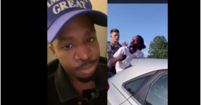 Video of police arresting black man unfairly?: True story exposed by comedian Terrence K. Williams