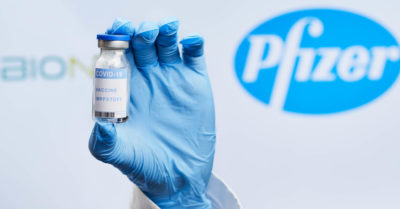 Israel confirms that Pfizer vaccine barely prevents the spread of the COVID-19