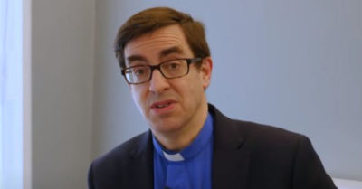 Priest reveals being denounced as a terrorist for disagreeing with LGBT ideology