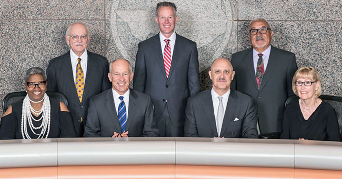 City of Lubbock Texas council members