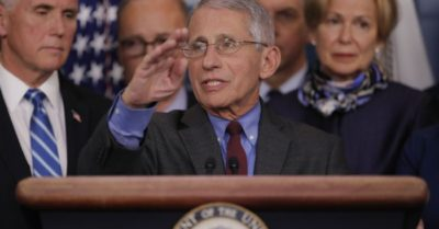 GOP introduce bill to Congress to fire Anthony Fauci
