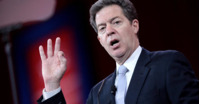 'You don't negotiate with evil. You kick it out': Sam Brownback urges Vatican to reconsider its stance with CCP