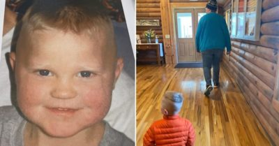2-year-old boy found safe after being abducted from Virginia church