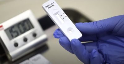 CDC concerned about COVID-19 false positive tests