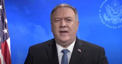 'Under Biden, taxpayer resources fund Palestinian terrorist organizations,' warns Mike Pompeo