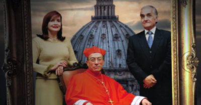 Vatican crimes: new book exposes dark secrets of a cardinal protected by Pope Francis