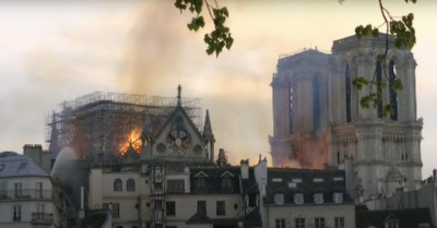 Religious monuments destroyed every two weeks in France: Authorities neglect