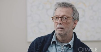 Eric Clapton said he was isolated because he refused to listen to COVID-19 propaganda