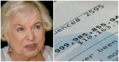 Florida woman found her bank statement of $1 billion was an error due to joint bank account