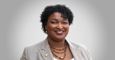 Stacey Abrams and her involvement in the Fulton election