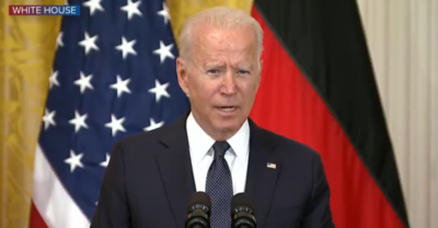 Biden admits communism is 'a universally failed system' after Cuba protests