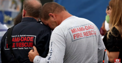 Surfside condo collapse: firefighters put an end to the search for human remains