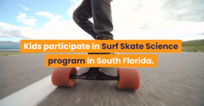 Florida couple uses action sports to teach homeschooled kids