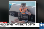 The cause of death of a 4-year-old child discovered dead in a toy chest has been disclosed