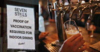 Most San Francisco bars require proof of vaccine, negative result to drink inside